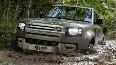 Offer image for: Land Rover Experience Eastnor - 10% discount - Pre-booking required.