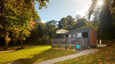 Glamping Pod at Abbey Wood Club SIte, London