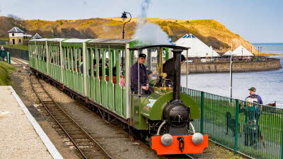 Offer image for: North Bay Railway & Attractions - Two for the price of one.