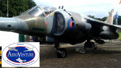 Offer image for: South Yorkshire Aircraft Museum - 25% discount on entry.