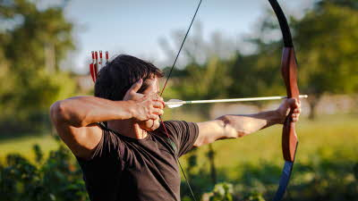 Offer image for: National Archery.   Edinburgh - 10% off for Members of the Caravan and Motorhome Club.