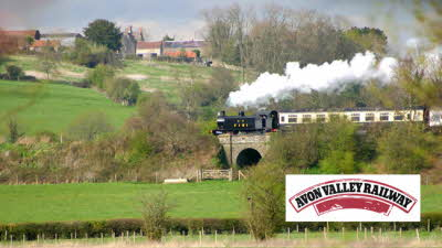 Offer image for: Avon Valley Railway - Two for the price of one