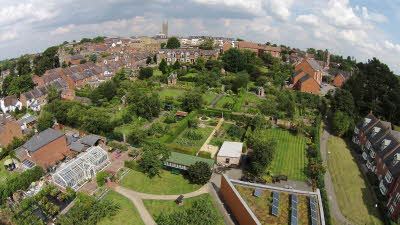 Offer image for: Hill Close Gardens Trust - Two for one admission