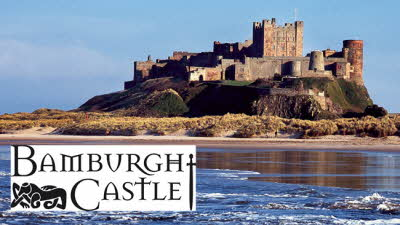 Offer image for: Bamburgh Castle - 20% discount
