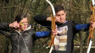 Offer image for: Insight Activities (New Forest) - Free axe throwing, when booking archery and crossbows.