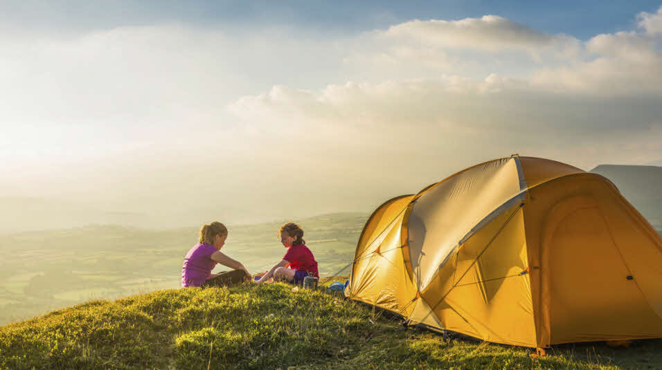 C&ing is a great alternative to caravanning - we have over 40 UK sites with tent pitches waiting just for you. & UK Campsites | Tent Camping | The Caravan Club