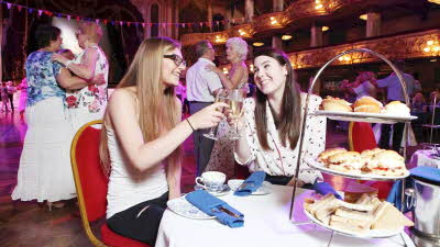 Offer image for: Blackpool Tower Ballroom - Up to 34% discount - Pre-booking required