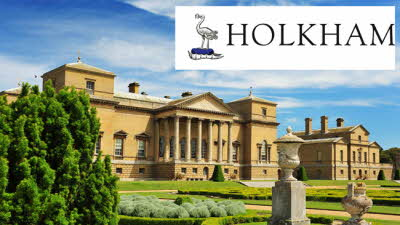 Offer image for: Holkham Hall, Holkham Stories Experience & Walled Garden - 20% discount off standard admission