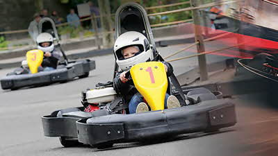 Offer image for: Karting Nation . Leicester - 10% off for Members of the Caravan and Motorhome Club.