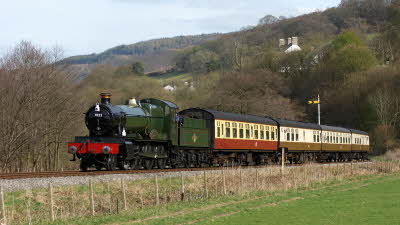 Offer image for: Llangollen Railway - 10% discount.