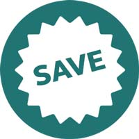 save on insurance icon