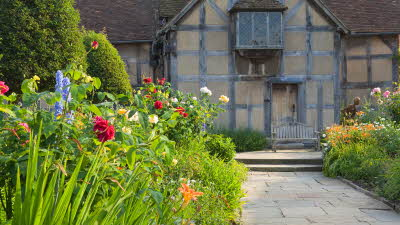 Offer image for: Shakespeare's Birthplace - 20% discount on the Full Story Ticket.