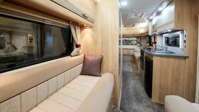 Vehicles 4 Leisure Elddis Prestige 195