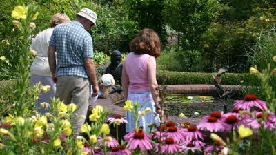 Offer image for: RHS Garden Rosemoor - £2.00 off adult garden admission.