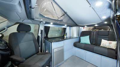 Rolling Homes Camper Ltd Volkswagen Shackleton