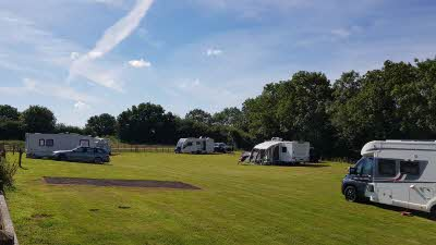 Hall Farm, LN1 2LJ, Lincoln, Lincolnshire, CL owner, 2020, caravan, motorhome, pitch, grass