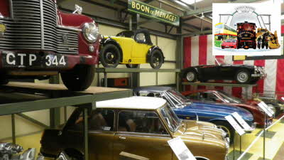 Offer image for: Grampian Transport Museum - Two for the price of one - Pre-booking required.