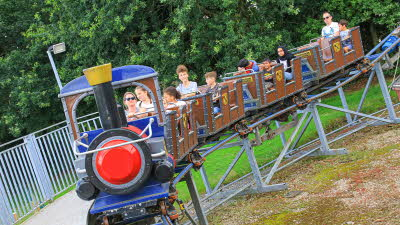 Offer image for: Robin Hood's Wheelgate Park - 10% discount off when used online - Pre-booking required code CAMC20