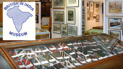 Offer image for: British in India Museum - Two for the price of one.