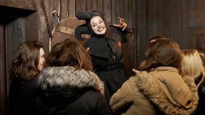 Offer image for: Blackpool Tower Dungeon - Up to 32% discount - Pre-booking required