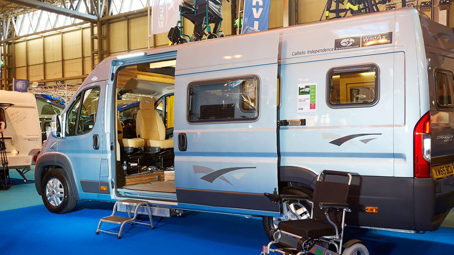 Motorhome Design Awards 2015 | The Caravan Club on
