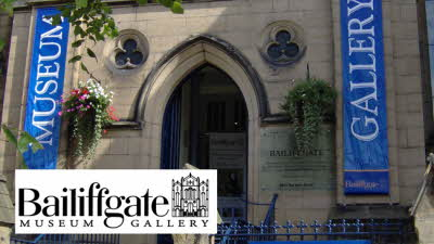 Offer image for: Bailiffgate Museum & Gallery - Two for the price of one.