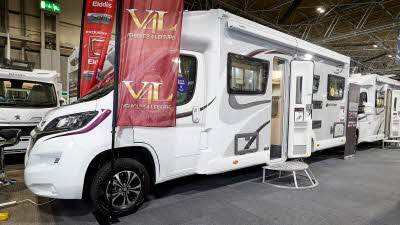 Vehicles 4 Leisure Elddis Prestige 196