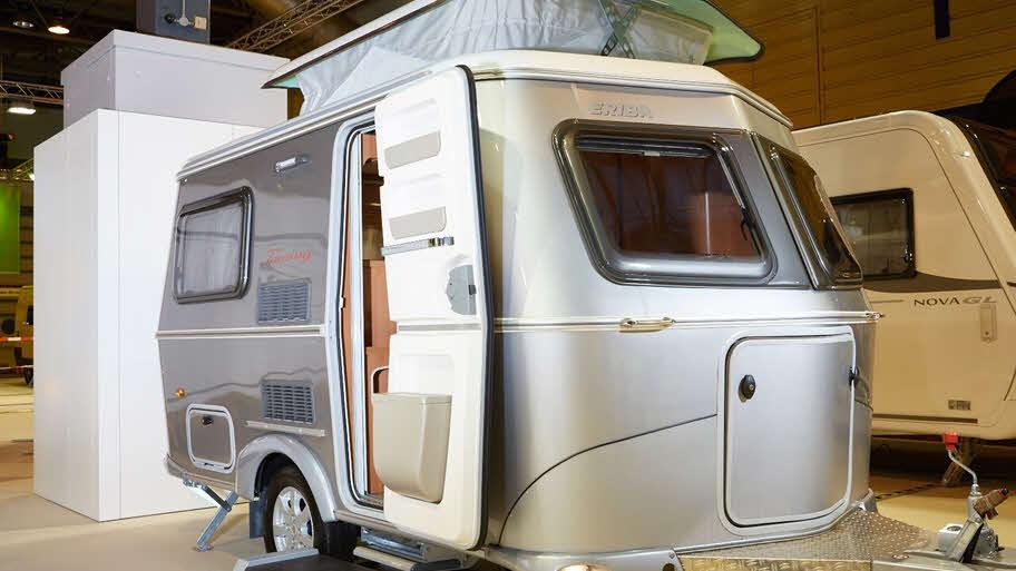Trailer tents, folding caravans and pop tops | The Caravan ...
