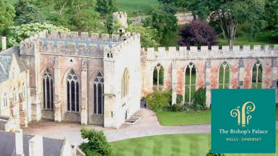 Offer image for: The Bishop's Palace and Gardens - Two for the price of one or 20% off a family ticket.