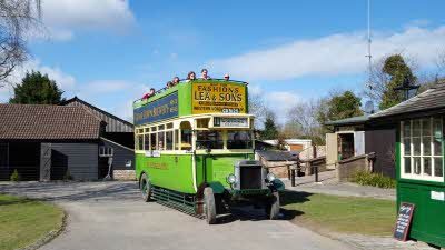 Offer image for: Amberley Museum - £1.00 off a standard ticket per person or £5.00 off a family ticket (maximum four people).