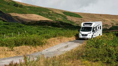 Motorhome insurance with the Caravan and Motorhome Club