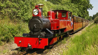 Offer image for: Bure Valley Railway - £1.00 off per adult return fare for up to six people.