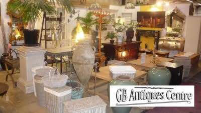 Offer image for: GB Antiques Centre - Two for the price of one.
