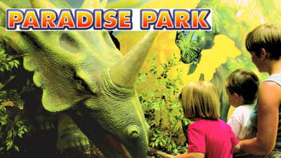 Offer image for: Paradise Park - Two for the price of one - Pre-booking required.