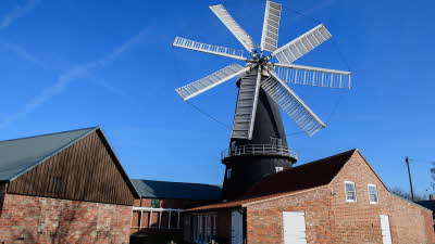 Offer image for: Heckington Windmill - 10% off entry fee for members of the Caravan and Motorhome Club.