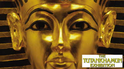 Offer image for: Tutankhamun Exhibition - Two for the price of one.