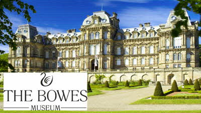 Offer image for: The Bowes Museum - 10% discount