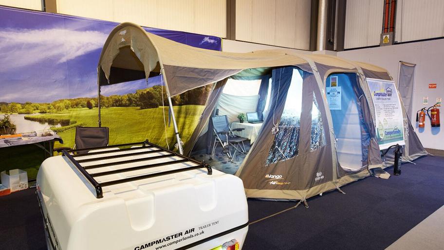 Trailer Tents & Trailer tents folding caravans and pop tops | The Caravan Club