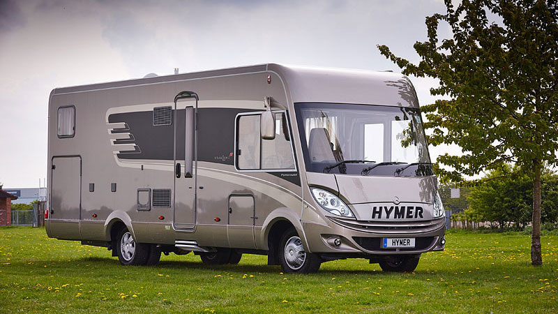 Choosing A Motorhome The Caravan Club