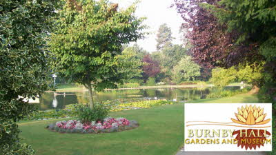 Offer image for: Burnby Hall Gardens and Museum - Two for the price of one or 50% off for single members.
