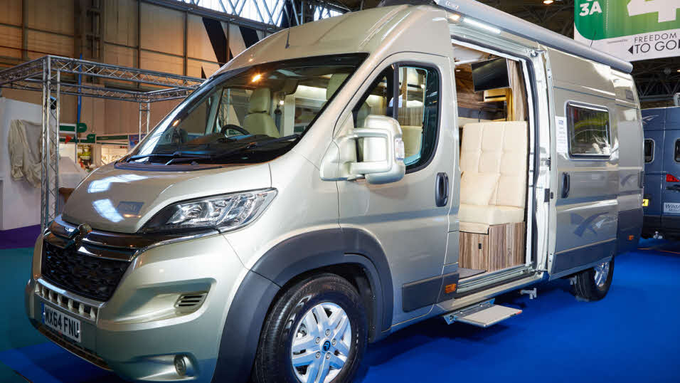 Motorhome Design Awards | The Caravan Club