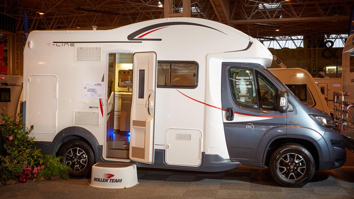 Motorhome Design Awards 2015 | The Caravan Club