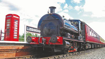 Offer image for: Lincolnshire Wolds Railway - One free child when accompanied by one full paying adult.