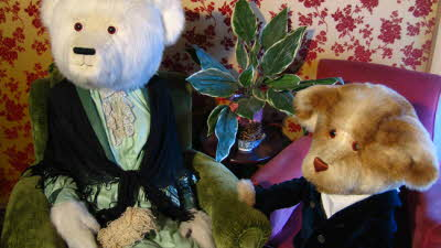 Offer image for: Teddy Bear Museum - Two for the price of one.