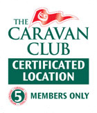 holidays sites certificated locations