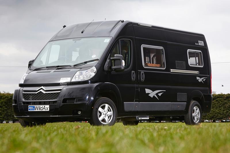 Motor caravan club yorkshire the scottish caravan club scc for Motor car concepts orlando fl