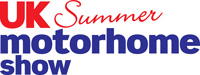UK Summer Motorhome Show Logo