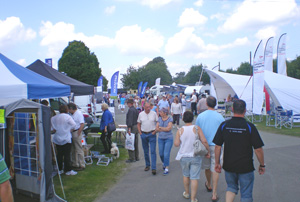 UK Summer Motorhome Show