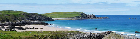 Durness, north Scotland by Ruth Boyd