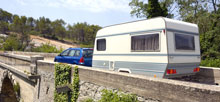 Get a caravan insurance quote today